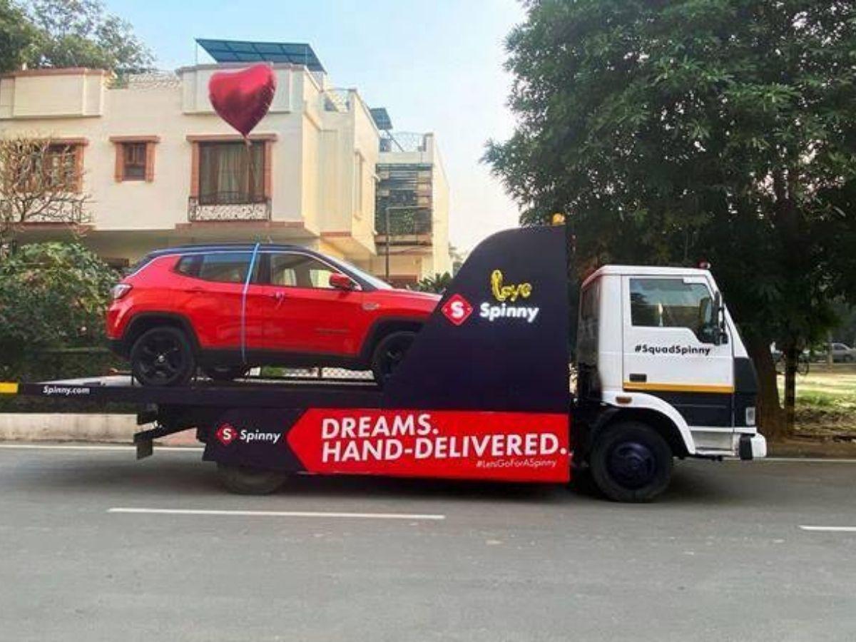 home delivery auto