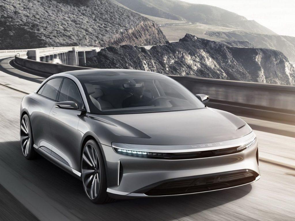 Comprare l'auto è un (video)gioco da ragazzi, il nuovo sito di Lucid Motors