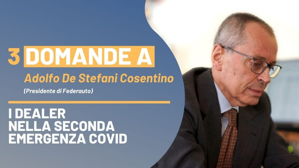 I concessionari colpiti ancora dal Covid: per il 2021 servono piani strutturati