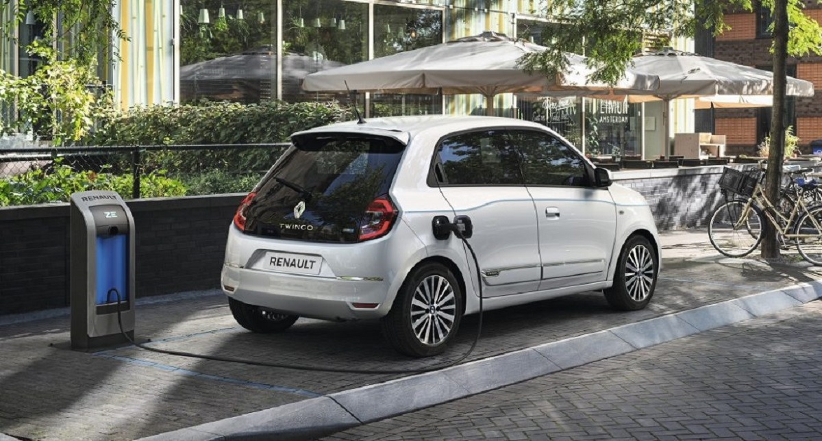 nuova Renault Twingo Z.E 2021