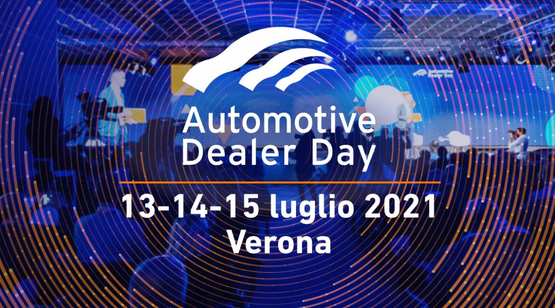 Automotive Dealer Day 2021: appuntamento a metà luglio a Verona