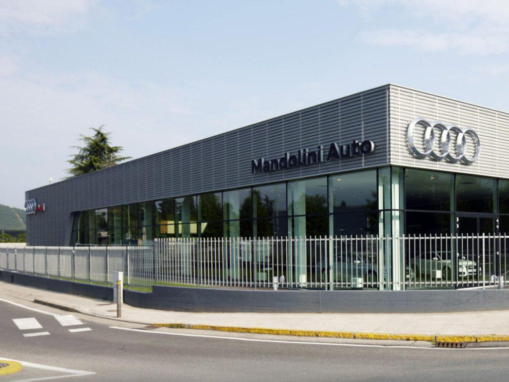 Il Gruppo Bossoni acquisisce Mandolini Auto