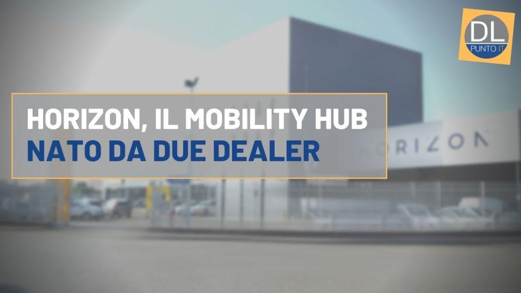 Horizon Automotive: tutti i progetti del Mobility Hub
