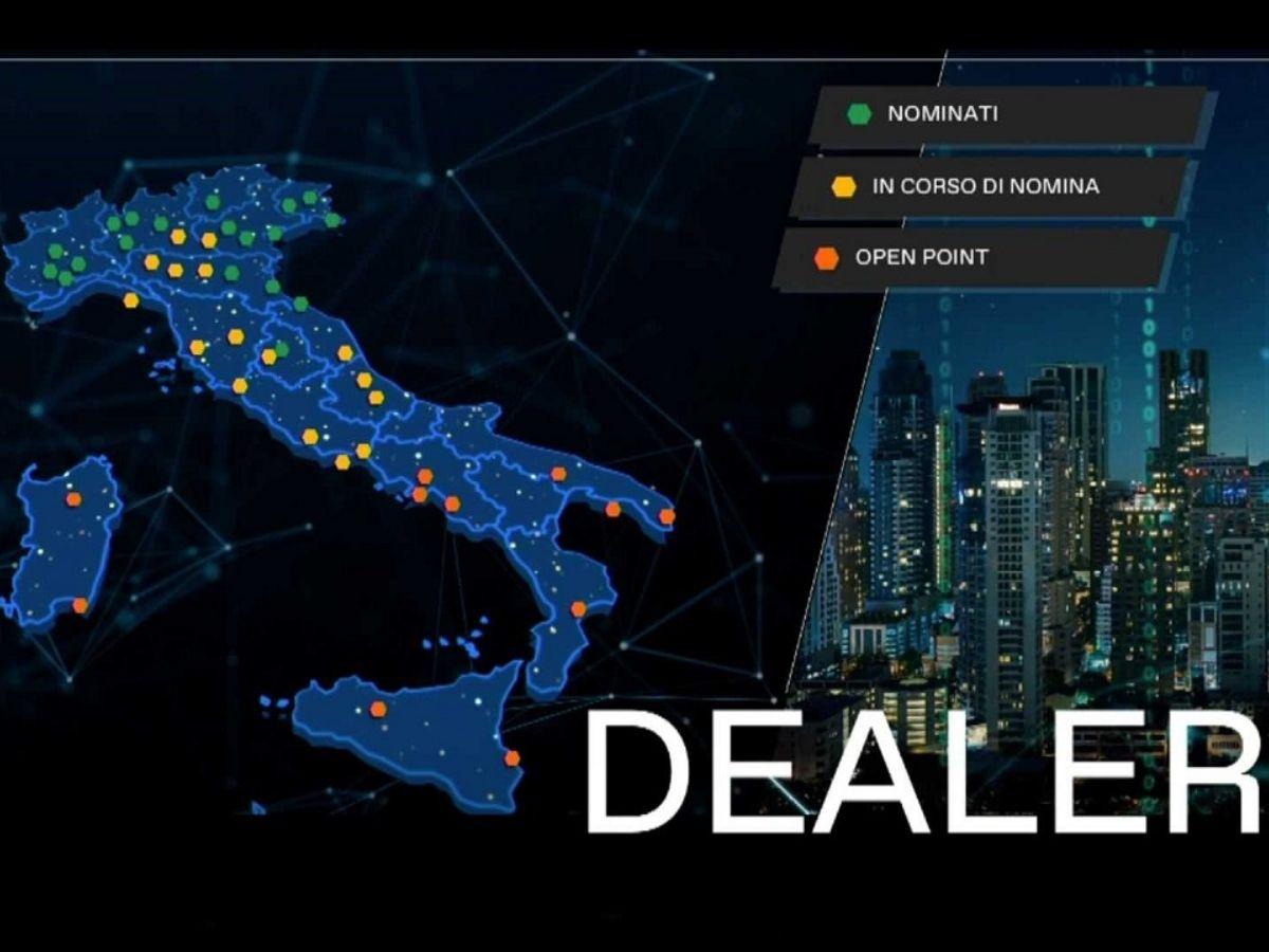 mappa-dealer-MG-Motor-italia
