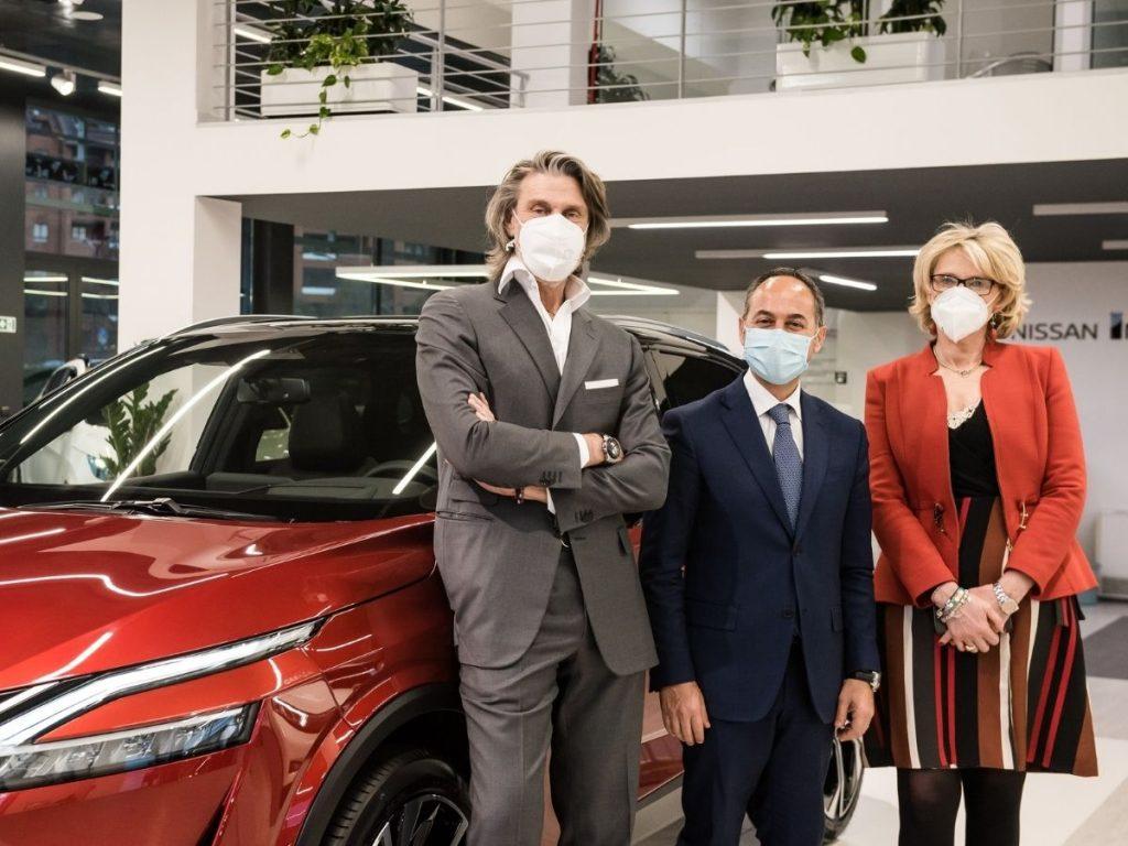 Renord diventa il primo partner Nissan per Milano e provincia