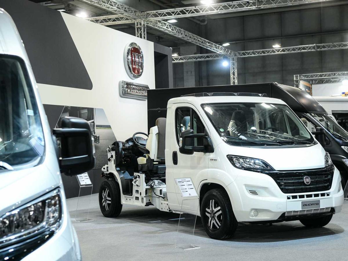 veicoli commerciali mercato 2021 concessionari