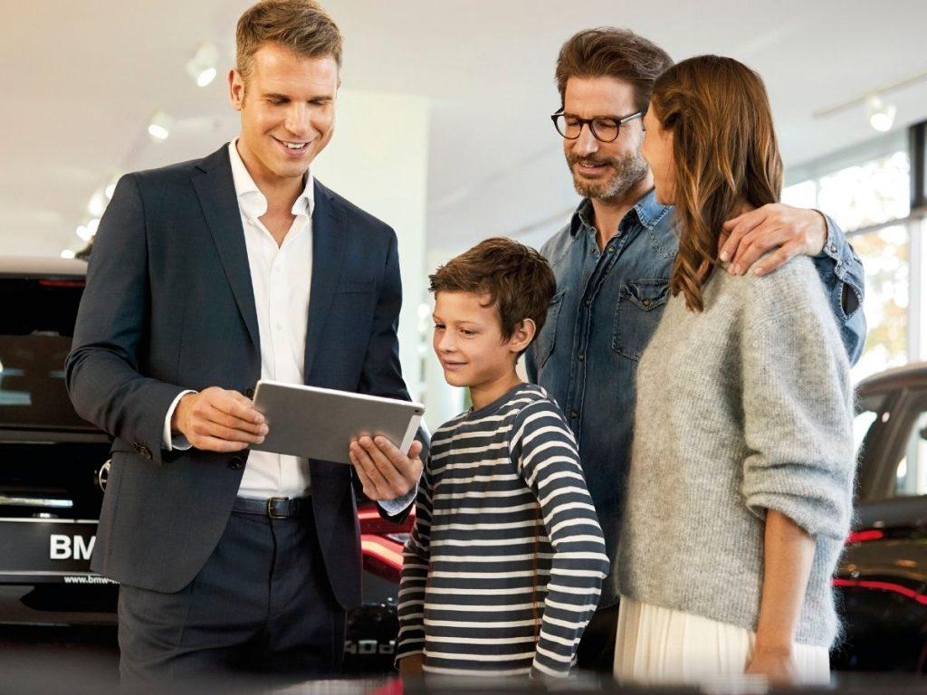 I tre Bmw Ambassador premiati per la miglior Customer Experience finanziaria