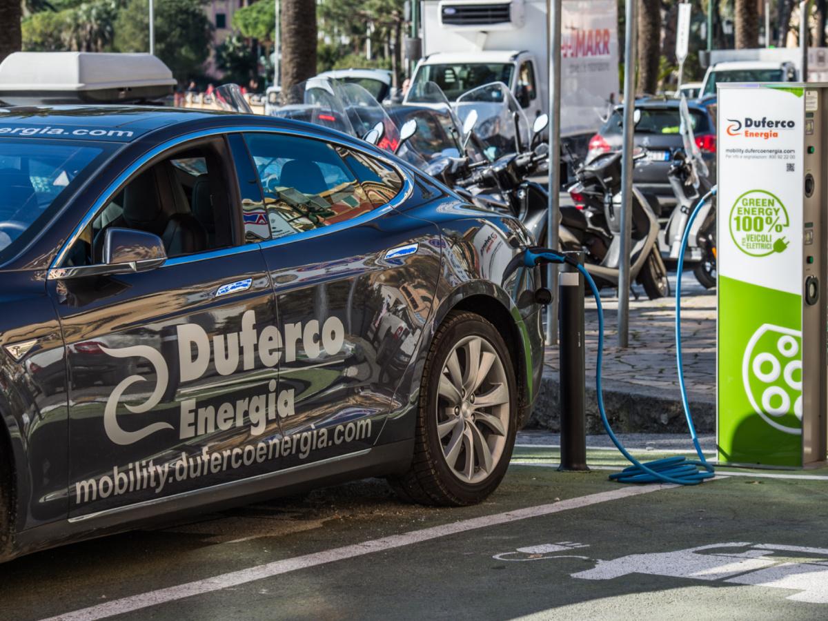 Duferco Energia strategie concessionari