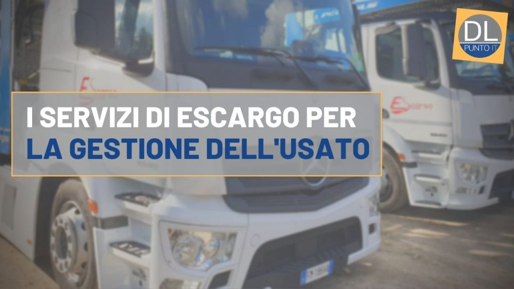 EScarGO: logistica e auto usate, le strategie per supportare concessionari e clienti
