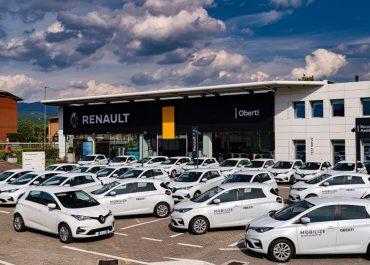 Saranno le concessionarie a gestire il nuovo car sharing Mobilize