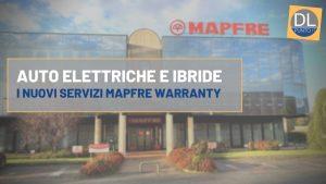 Auto elettriche ibride Mapfre Warranty