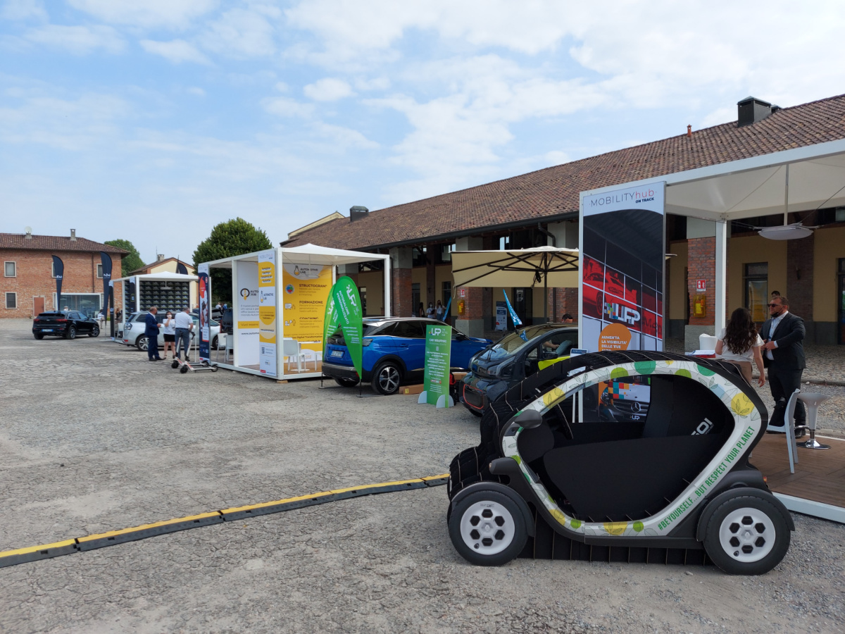 Fiera MOBILITYhub On Track 2021