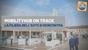 Mobility hub on track 2021