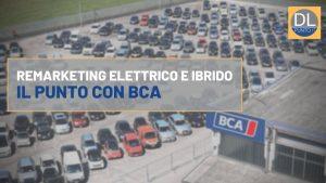 auto elettriche ibride usate BCA