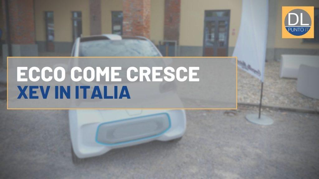 Campello e la scommessa XEV: ecco come sta crescendo in Italia
