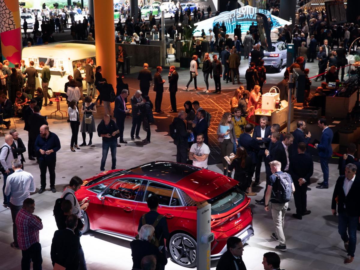 IAA 2021 Salone di Monaco