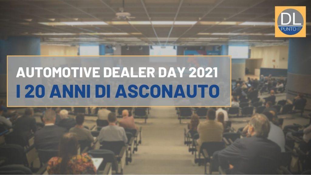 AsConAuto: ad Automotive Dealer Day festeggiati i 20 anni di attività