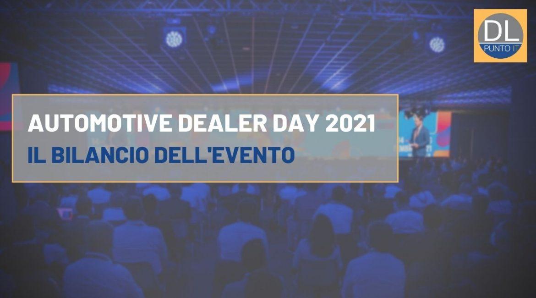 Automotive Dealer Day 2021: ecco come si trasforma il sistema distributivo