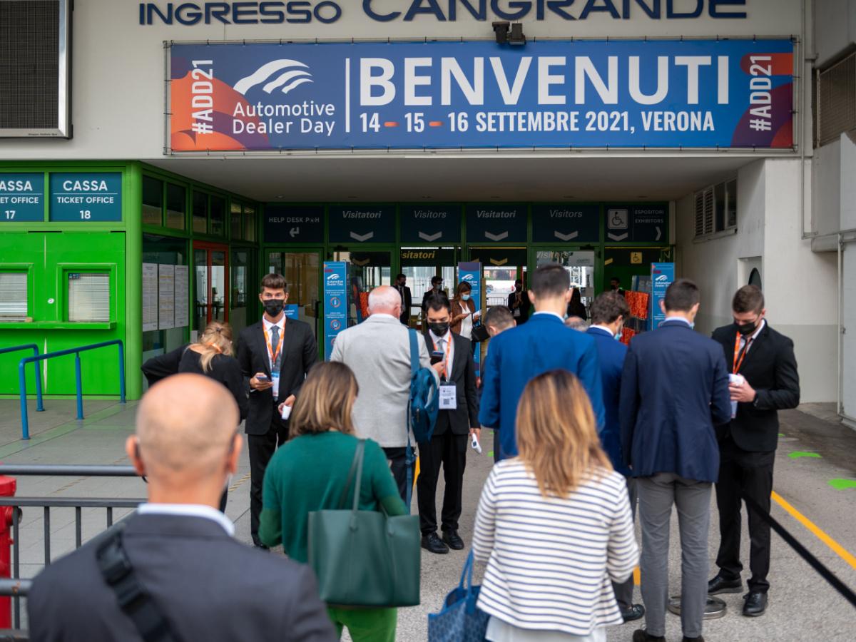 Automotive Dealer Day 2021 Verona